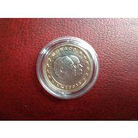 1 Евро Монако 2003 г.