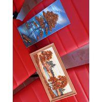 Картины из Натурального янтаря