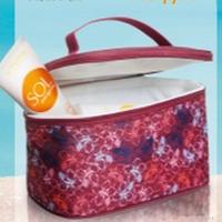 Косметичка - сумочка (термозащитная )  Новая.