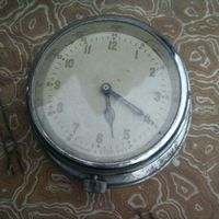 Часы корабельные каютные