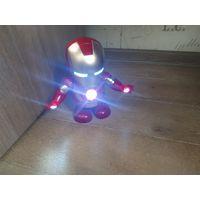 Танцующий робот dance hero Iron Man