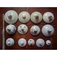 Крышки от посуды 30тых 60тых годов одним лотом