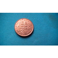 Греция 2 цента (лепта) 2009г распродажа