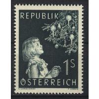 Австрия 1953 Mi# 994 (MNH**)