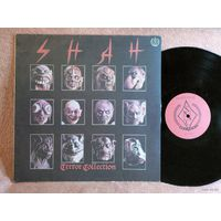 "SHAH - ""Terror Collection"" (1991, SNC) / Thrash Metal"