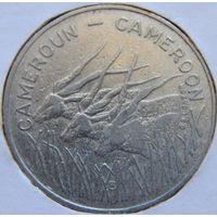 Камерун 100 франков 1983 год