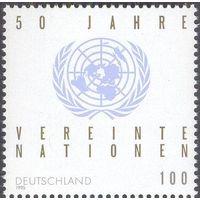 Германия 1995 ООН