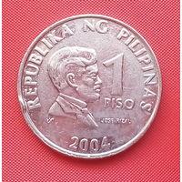 63-27 Филиппины, 1 песо 2004 г.