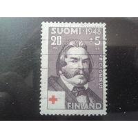 Финляндия 1948 Поэт 19 века