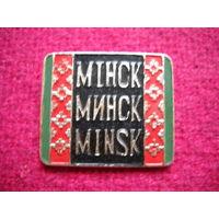 Значок Минск