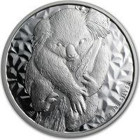 Коала, Австралия, 2007, куплю, но лучше поменяю на любые свои монеты