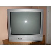 """Телевизор """"ВИТЯЗЬ"""" 54 CTV - 6643- 5Т по диагонали 21 дюйм или 54 см. Минск-Гомель"""