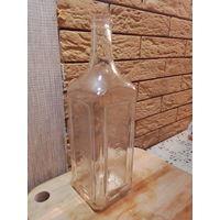 Немецкая литровая бутылка с пмв