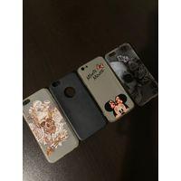 Чехлы на iPhone 6/6s (все четыре)