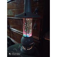 Лампа ночник СССР