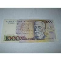 Бразилия - 1000 крузадо