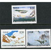 Чили. 50 лет чилийской авиации