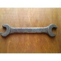 Ключ гаечный зік 24х22