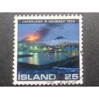 Исландия 1975 извержение вулкана