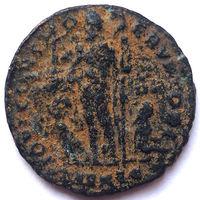 ЛИЦИНИЙ I (308-324 г.) АЕ ФОЛЛИС.