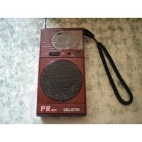 Радиоприемник SELENA PR 401.