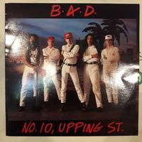 BIG AUDIO DYNAMITE - 1986 - NO. 10. UPPING ST., (UK), LP