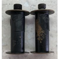 Катушка приёмная (2 шт.) для фотоаппарата ФЭД-2 латунь