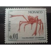 Монако 1964 Краб-паук
