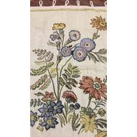 Настенный коврик  цветы