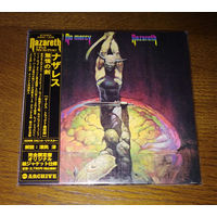 Nazareth - Expect No Mercy 1977 (Audio CD) Remastered (Mini LP)