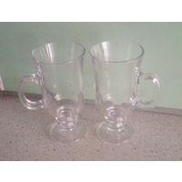 Комплект из двух бокалов для кофе латте