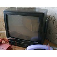 Телевизор Philips 1988 года