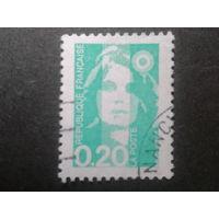 Франция 1990 стандарт 0,20