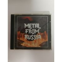 """Metal From Russia """"MP3 Collection CD 2"""""""