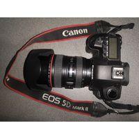 Canon 5D Mark II - рюкзак фотографа.