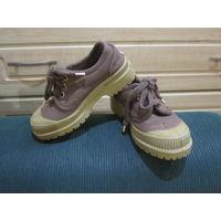 Крутые текстильные ботинки, р.27-28