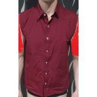 Стильная рубашка без рукавов 48-50размер