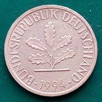 1 пфенниг 1994 F ГЕРМАНИЯ
