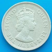 10 центов 1958 ГОНКОНГ