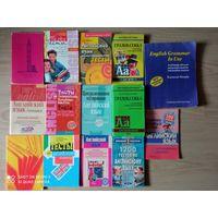 Сборники тестов по английскому языку. 14 книг.