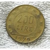 200 лир 1979 Италия #02