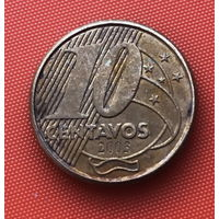 02-07 Бразилия, 10 сентаво 2003 г.