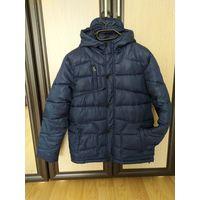 Куртка тёмно-синяя