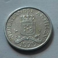 1 цент, Нидерландские Антильские острова, (Антиллы) 1979 г.