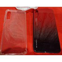 Бамперы к  Samsung Galaxy A50(как на фото)
