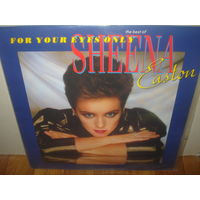 Sheena Easton - For Your Eyes Only (Best Of Sheena Easton) 89 EMI England NM/NM