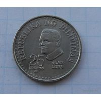 25 сентаво Филиппины 1979 год