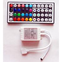 RGB Контроллер с пультом ДУ на 44 кнопки.