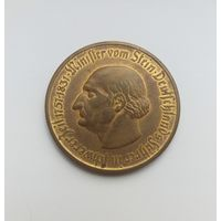 ВЕСТФАЛИЯ  10000 марок 1923 г.