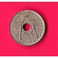 06-04 Бельгия, 5 сантимов 1923 г.